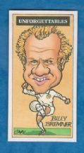 Leeds United Billy Bremner Scotland (U)
